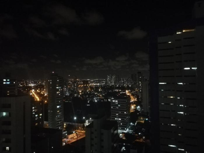 Recife bei Nacht