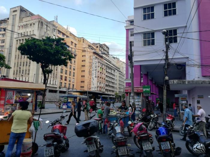 Recife Innenstadt