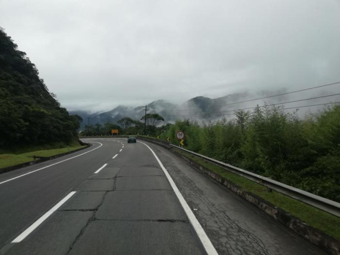 Straße nach Rio
