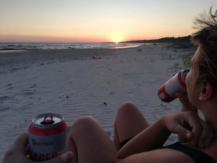 Bier und Kitsch
