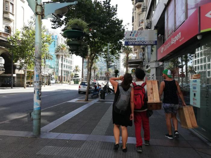 Stadtspaziergang