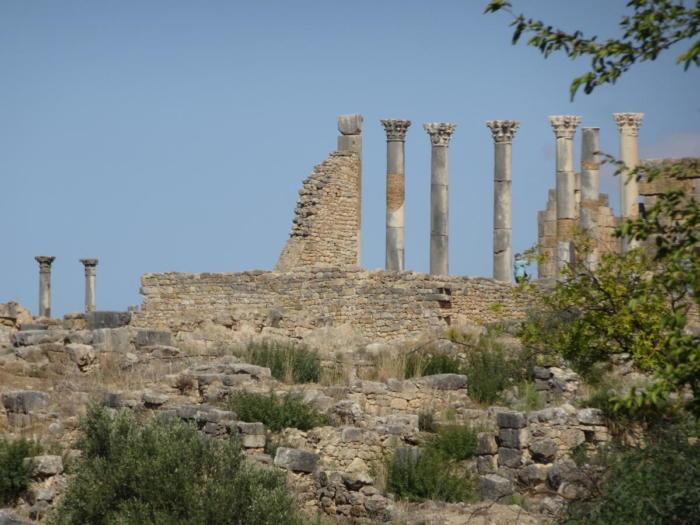 Ruine in Oualili