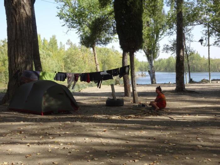 Unser Zeltplatz