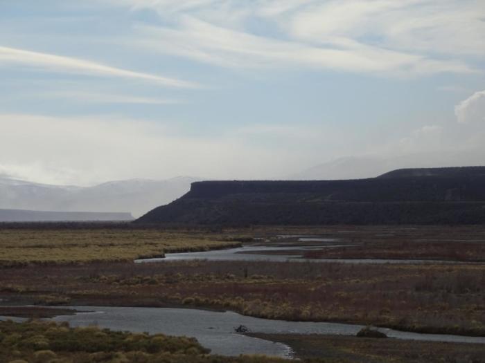 Teiche und Flüsse