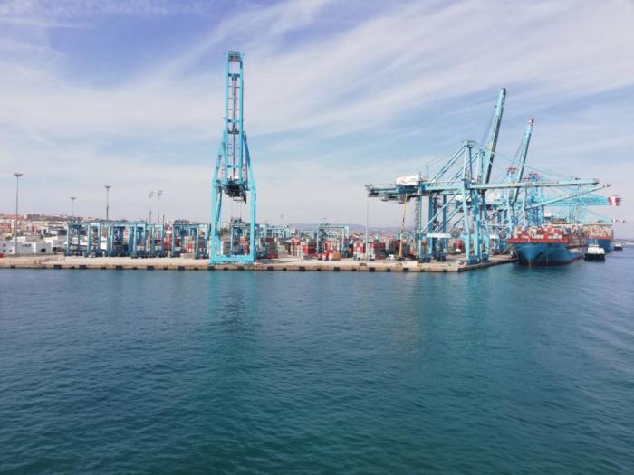 Hafen in Algeciras