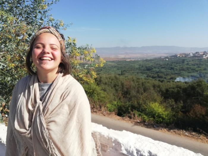 Grün in Meknes