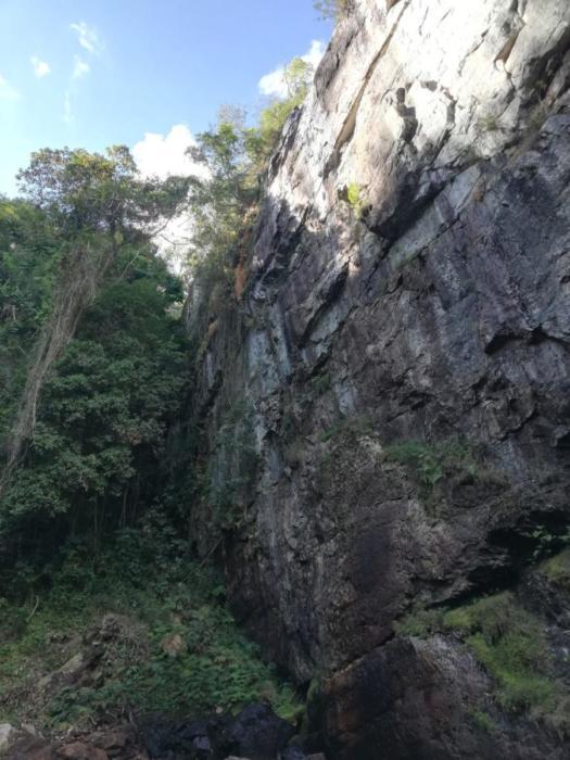 Fast ein Wasserfall