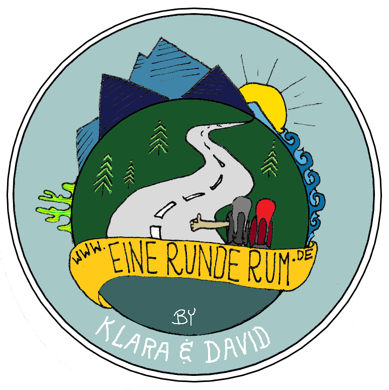 Unser Logo (gibt's als Sticker)