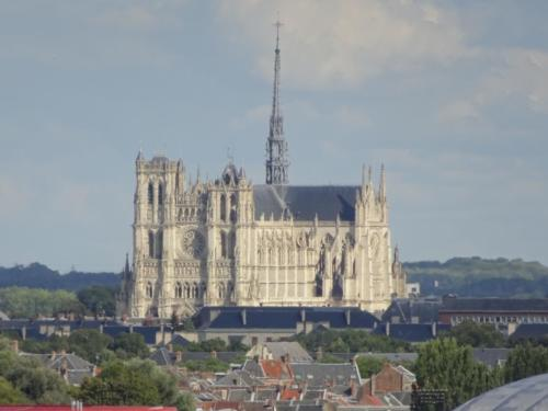Kathendrale in Amiens